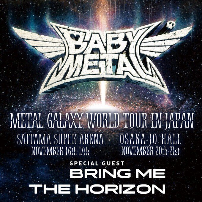 BABYMETAL×BMTH